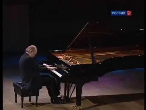 Valery Afanassiev plays Beethoven Sonata no. 27 - video 2006