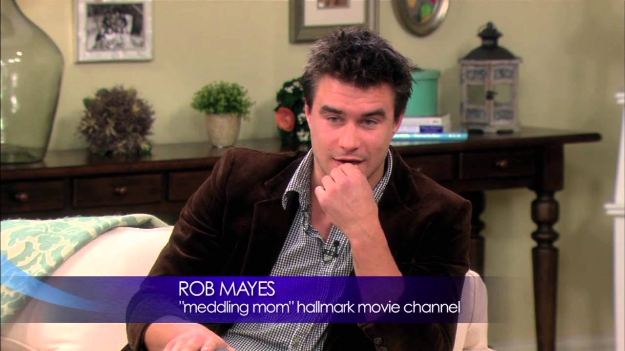rob mayes biography