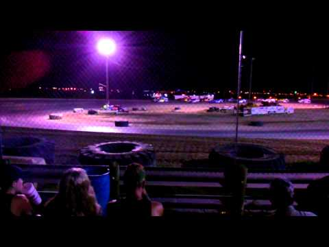 Feature Win from Texas Thunder Speedway 7-20-13