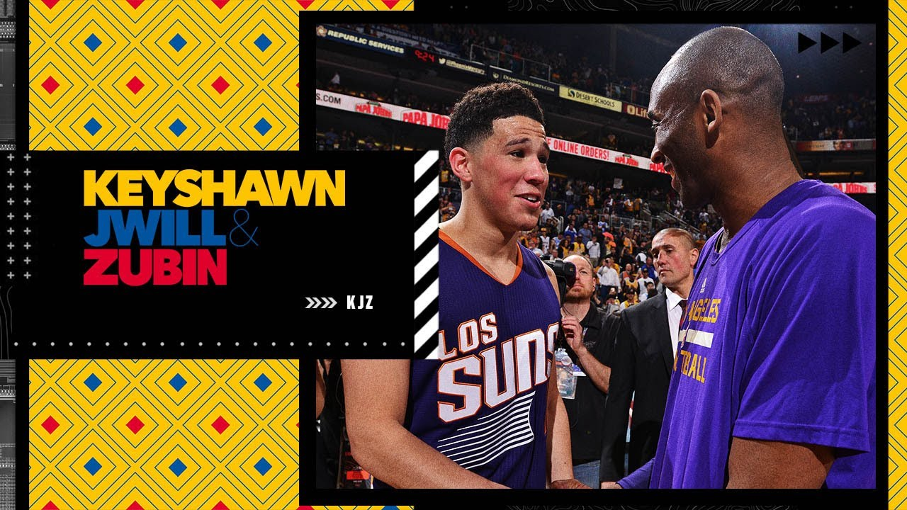 Does Devin Booker really have what it takes to be the next Kobe Bryant? | KJZ
