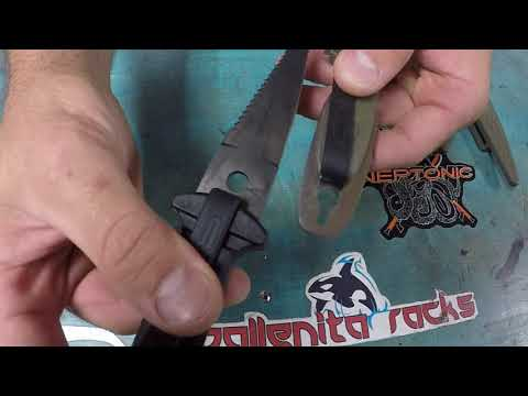 Salvimar ST Blade Atlantis Knife Review