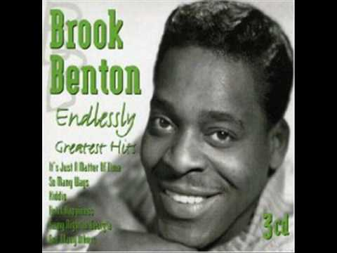 Brook Benton  With All Of My Heart