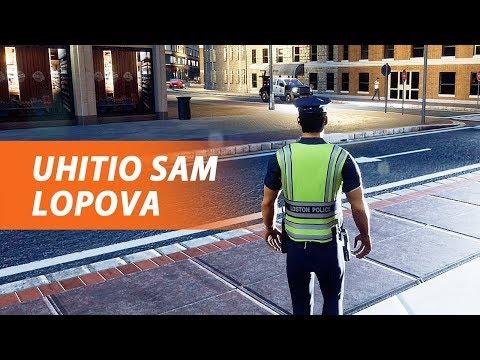 POLICAJAC IGOR OPET NA DUŽNOSTI - Police Simulator