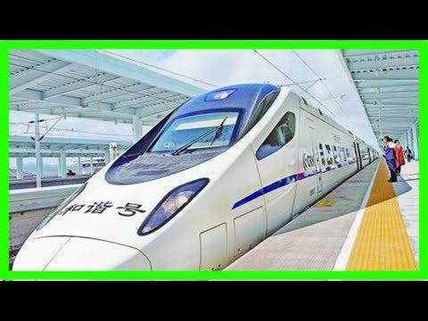 2020年高铁网覆盖80%以上大城市