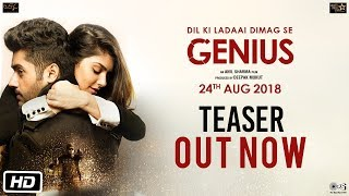 Genius Teaser | Utkarsh Sharma | Ishita Chauhan | Anil Sharma | Nawazuddin Siddiqui