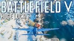 Huge luck - Battlefield 5 Top Plays