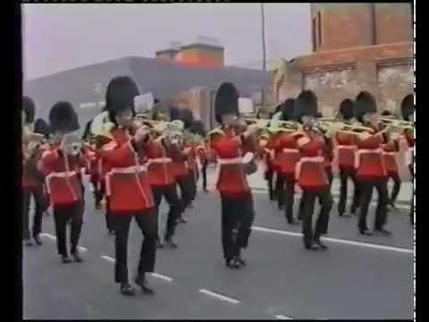 IMMS-UK: Band of the Grenadier Guards and Pipes & Drums of the Scots Guards - Spring 1995