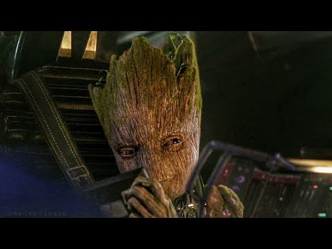 Want Results End up like Groot. I'm GROOT