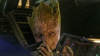 infinity war groot final line