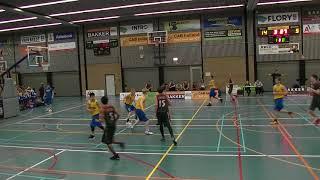 18 november 2017 Rivertrotters M22 vs Almere M22 64-74 1st period