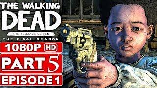 THE WALKING DEAD Season 4 EPISODE 1 Gameplay Walkthrough Part 5 - No Commentary