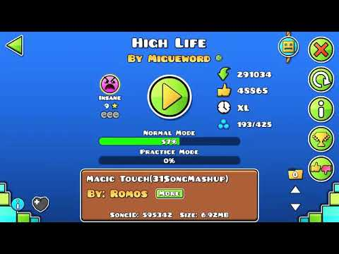 Download Geometry Dash 2.11 Song bypass (Android/PC)