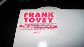 Frank Tovey - The Brotherhood - rare Promo-Remix