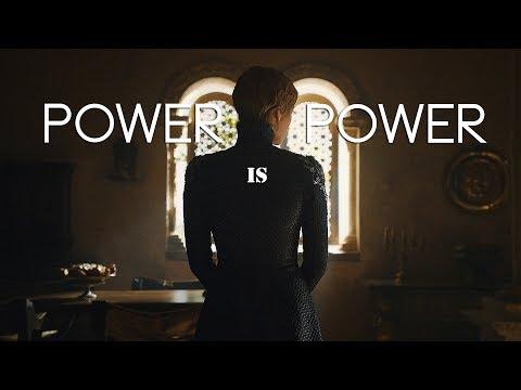 (GoT) Cersei Lannister    Power Is Power