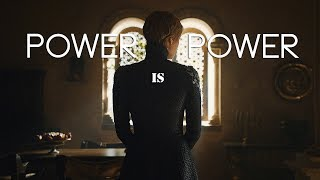 (GoT) Cersei Lannister || Power Is Power