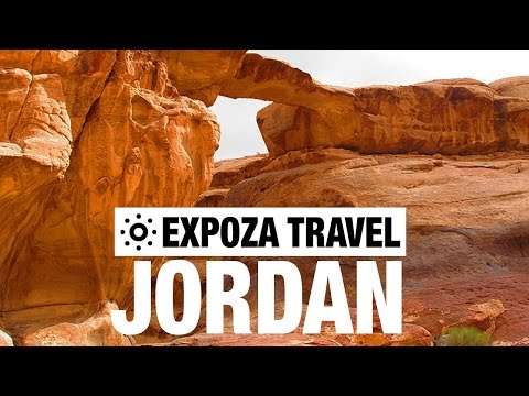 Jordan Vacation Travel Video Guide • Great Destinations