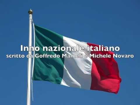Fratelli d'Italia BASE KARAOKE CON TESTO - Inno di Mameli - Il canto degli Italiani