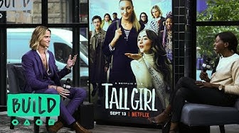 "Luke Eisner Chats About Netflix's ""Tall Girl"" & More"