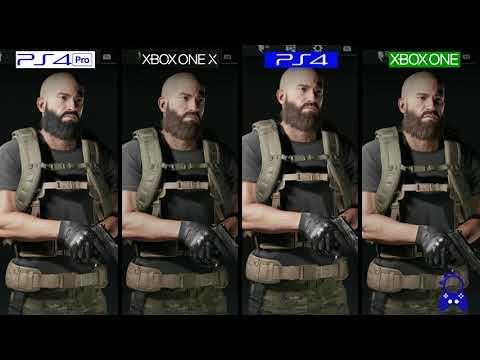 Ghost Recon Breakpoint Beta | PS4  vs ONE vs ONE X vs Pro | 4K Graphics Comparison