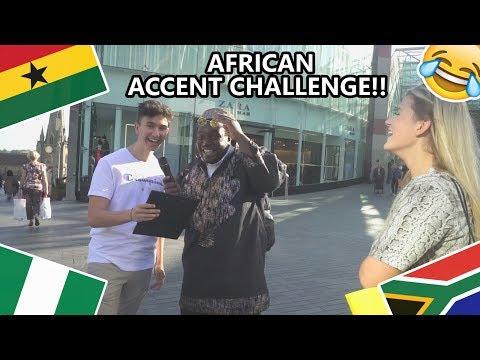 Can You Speak African ? - (Birmingham) Ep. 3 (Accent Challenge)