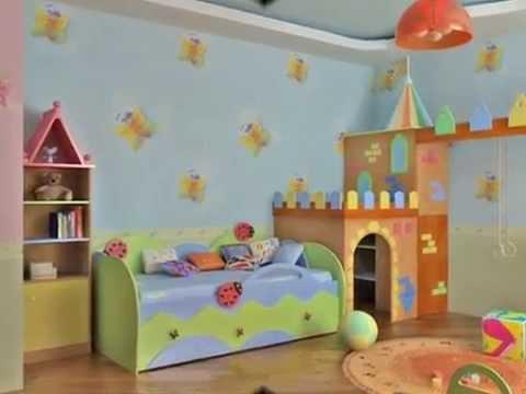 А вы уже решили, какие обои для детской комнаты вы выберете