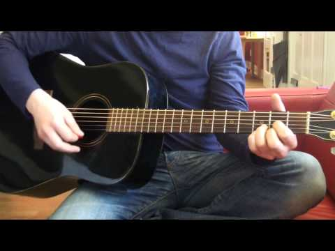 "Guitar With Jamie - ""Dsus2, D Major, Dsus4"""