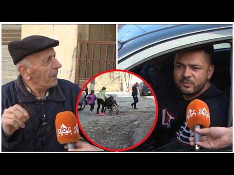 Durres, rruga e pakalueshme ne lagjen 8 dhe pse afer qendres, ankohen banoret | ABC News Albania