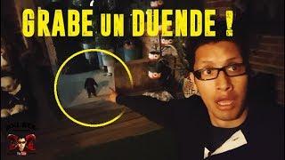GRABE UN DUENDE ! SIMILAR AL POMBERO DE ARGENTINA @OxlackCastro thumbnail