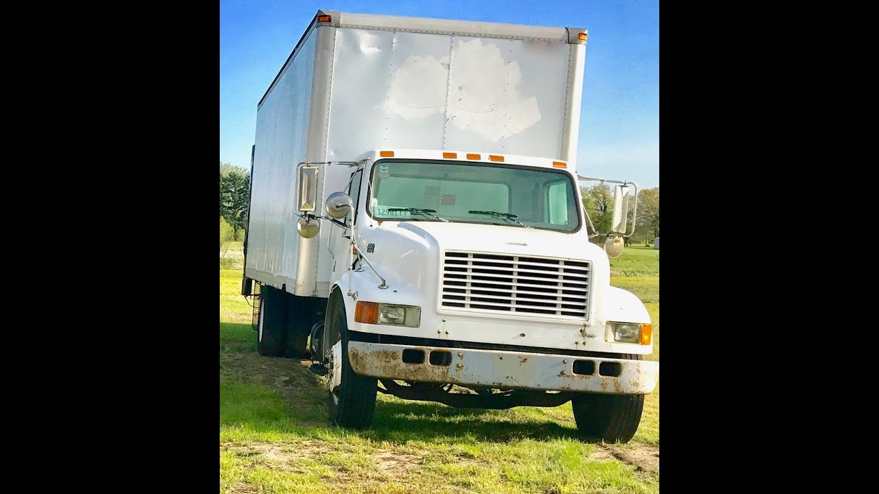 international 2007 4400 starting wiring diagrams international 4700 truck won t start  ignition switch or gear  international 4700 truck won t start
