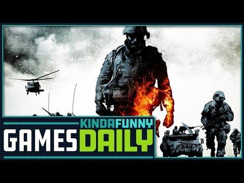 EA Announces E3 Plans - Kinda Funny Games Daily 02.22.18