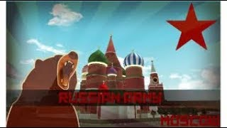 RUSSIA! /// Moscow, Russia /// ROBLOX