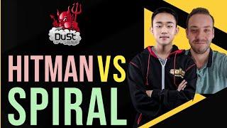 WC3 - DuSt League 7 - Quarterfinal: [ORC] Hitman vs. Spiral [NE]
