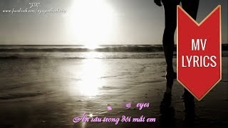 If You And Me | Juris | Lyrics [Kara + Vietsub HD]