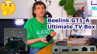 Beelink GT1 A Ultimate - TV Box Android - Netflix 4k - Kodi