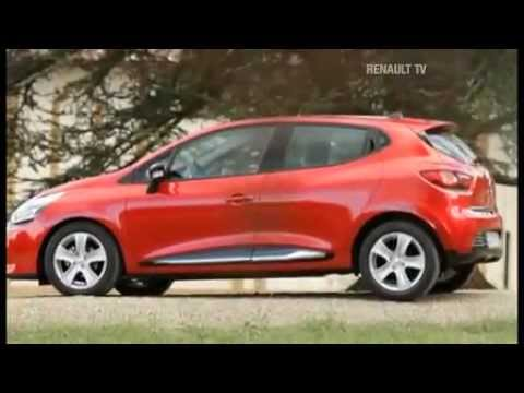 Lease a New Clio 4 in Europe with Renault USA