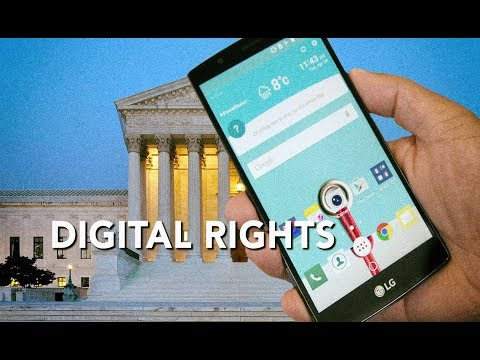 SCOTUS Left & Right Attack Surveillance State