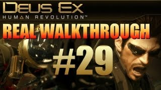 Deus Ex Human Revolution - Part 29: Whispers of Conspiracy (How to Get the Silver Tongue Bonus!)