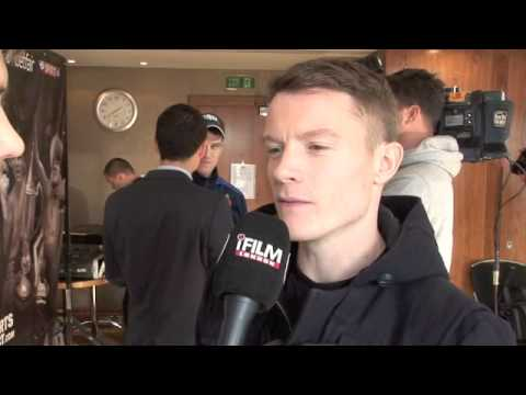 PETER VAUGHAN INTERVIEW FOR iFILM LONDON / PRIZEFIGHTER - LIGHT-MIDDLEWEIGHTS 3 WEIGH -IN