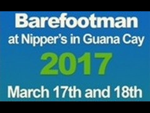 Barefoot Man at Nippers 2017 Saint Patrick's Day Party
