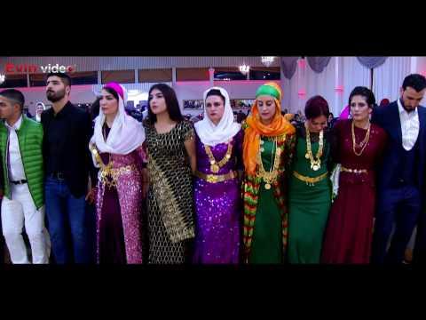 Zeki & Adul / Demhat & Güle / Kurdisch Wedding / Dahol & Zurna / part 2 by Evin Video