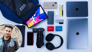 What's In My TECH BAG 2019!