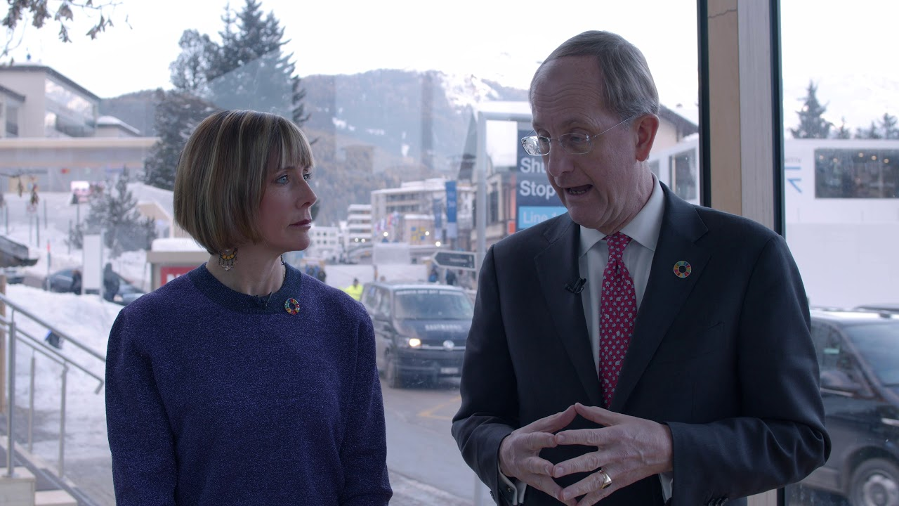 Hub Culture Davos 2020: Jules Kortenhorst, CEO of the Rocky Mountain Institute