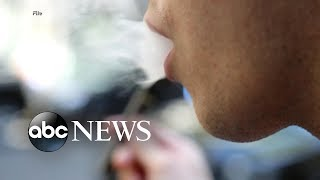 New York to ban sale of flavored e-cigarettes | ABC News
