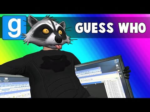 Gmod Guess Who Funny Moments - Shop Lifting Missions! (Garry's Mod)