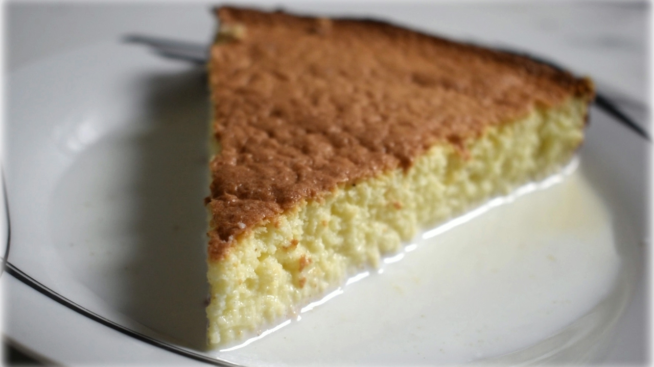 How To Make Spongy Cake Without Egg