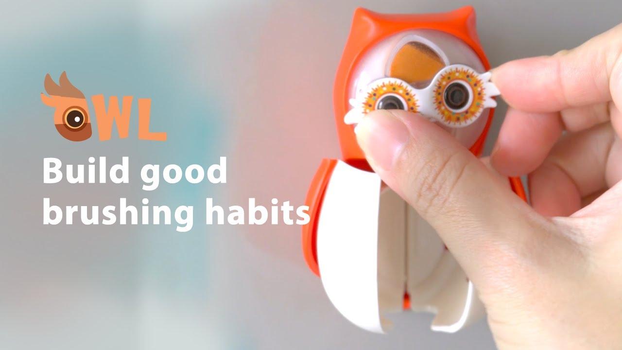 Flipper Owl Encourage Good Brushing Habits Youtube Pororo