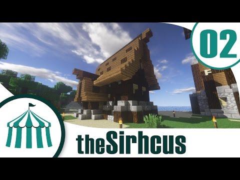 "The Sirhcus | Ep. 2 | ""Matching House"" | Vanilla Minecraft"