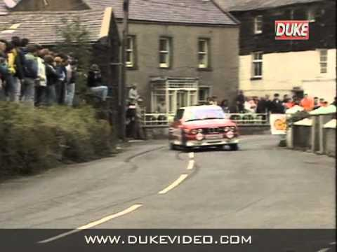 Duke DVD Archive -  Manx International Rally 1988