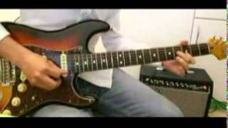 Stevie Ray Vaughan - Pride and Joy (cover)