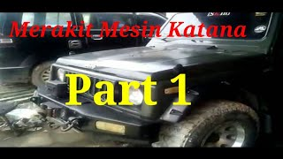 Video Mesin katana part 1 download MP3, 3GP, MP4, WEBM, AVI, FLV September 2018